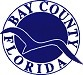 The seal of Bay County, Florida.