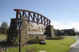 Freeport, Florida is the home of the Hammock Bay residential development, a beautiful new community.