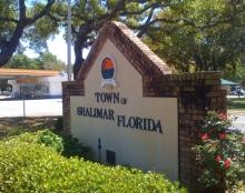 Welcome to Shalimar, Florida.